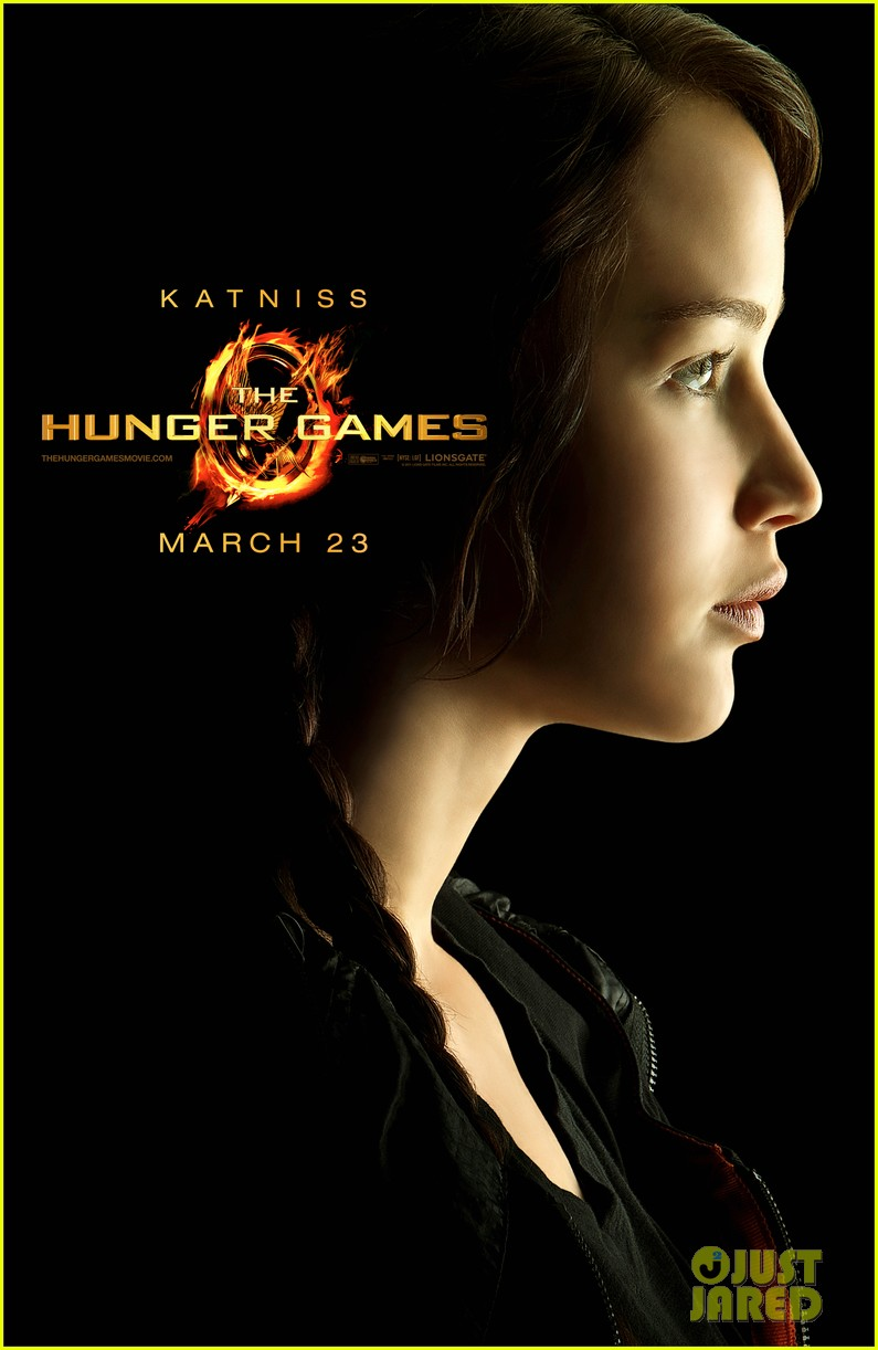 jennifer lawrence new hunger games posters 012594626