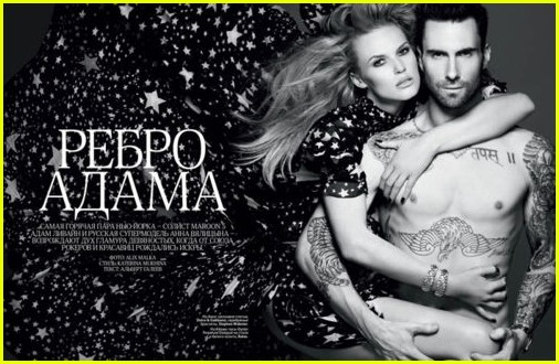 adam levine anne v vogue06
