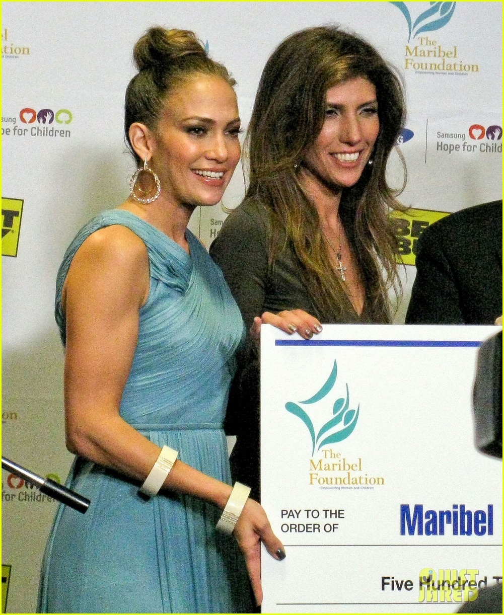 jennifer lopez best buy maribel foundation 11