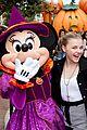 chloe moretz halloween time disneyland 01