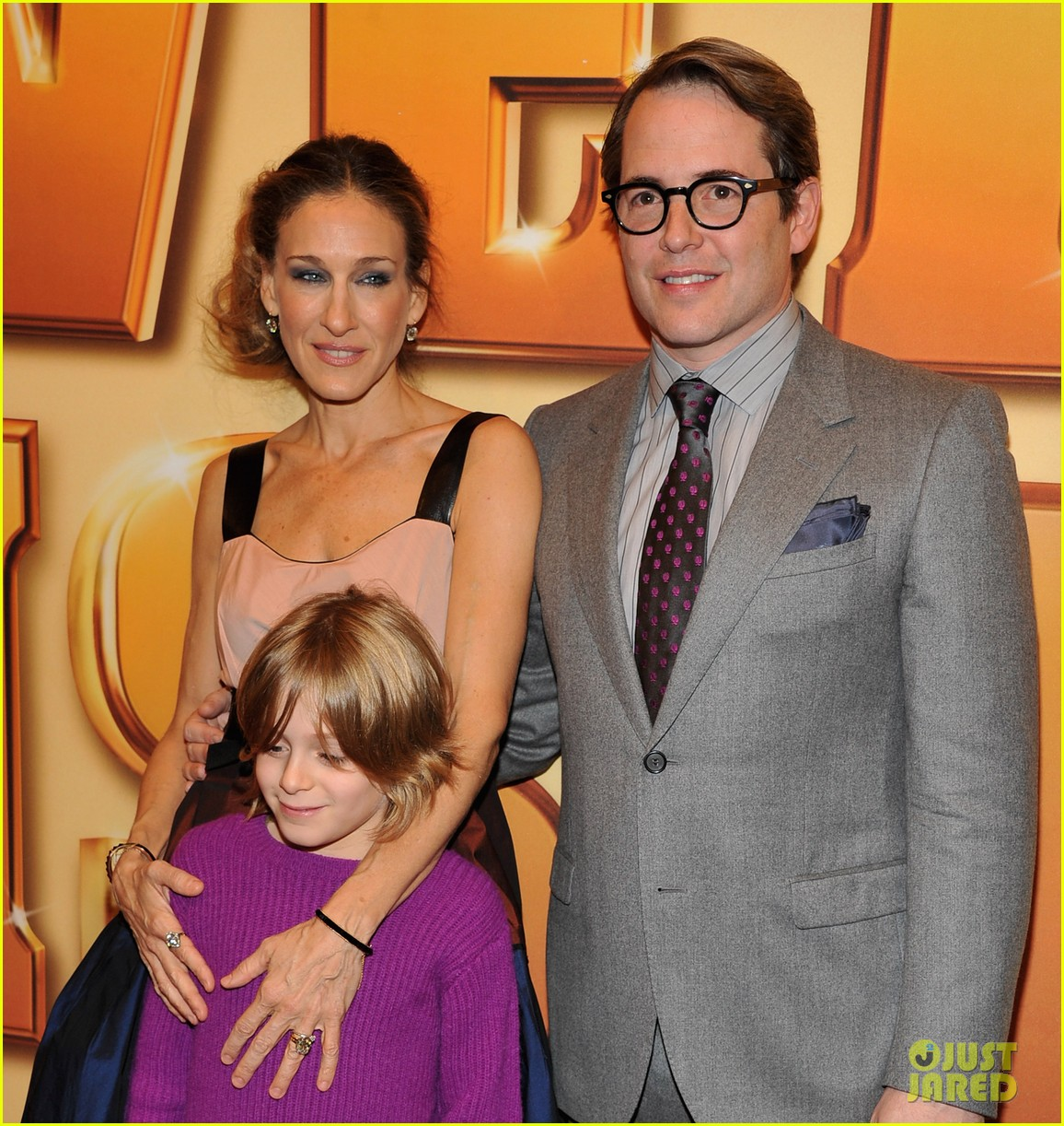 sarah jessica parker tower heist new york premiere 05