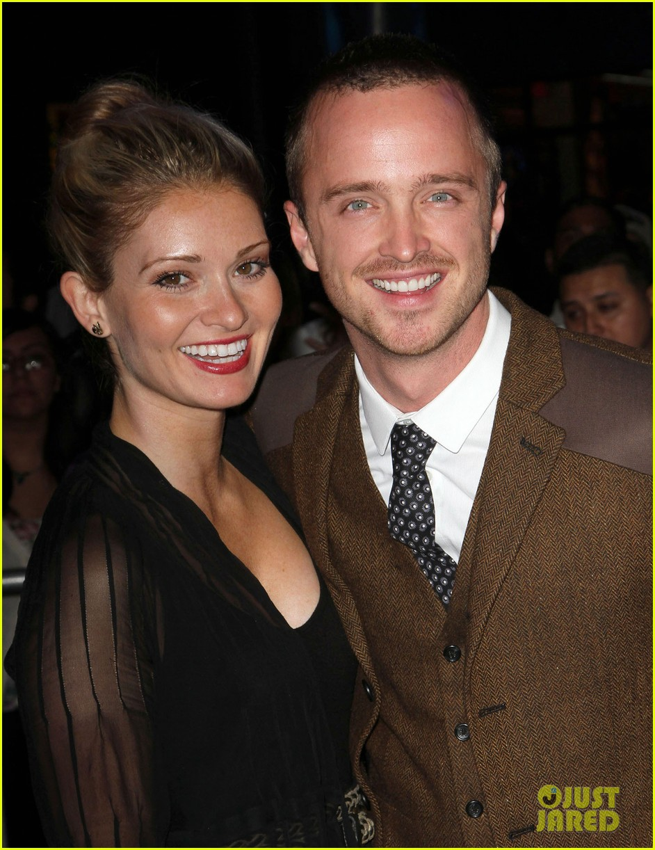 aaron paul thing premiere 10