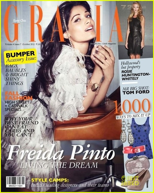 freida pinto grazia october 01