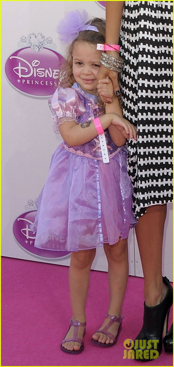 nicole richie kids disney princess coronation 062585981