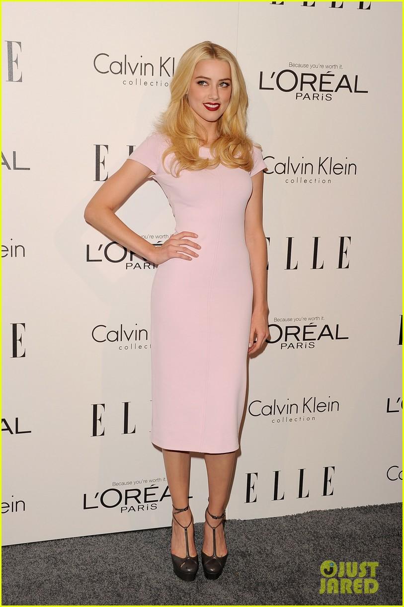 Full Sized Photo of nicole richie elle women in hollywood ... Nicole Richie