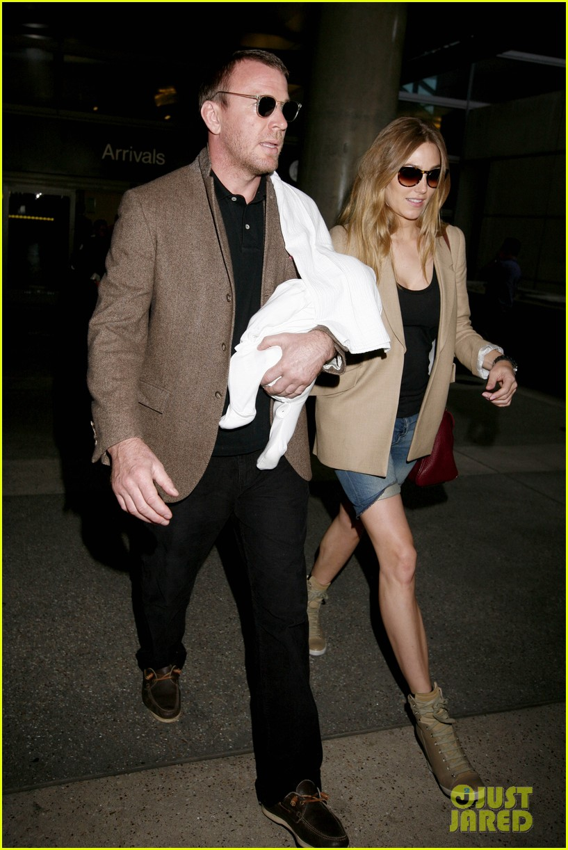 guy ritchie carries son 01