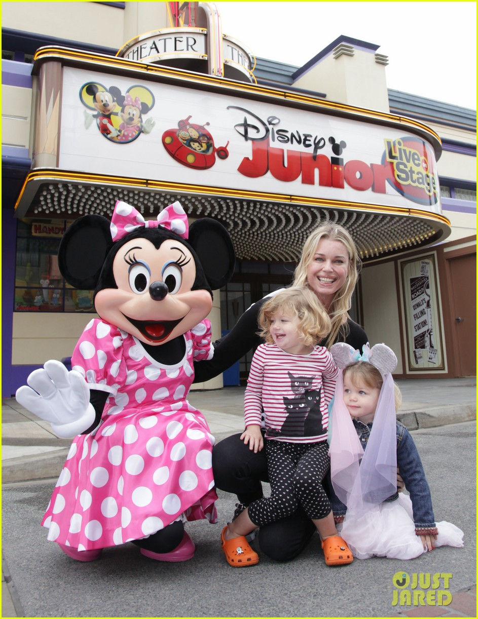 rebecca romijn charlie dolly minnie mouse 012592463