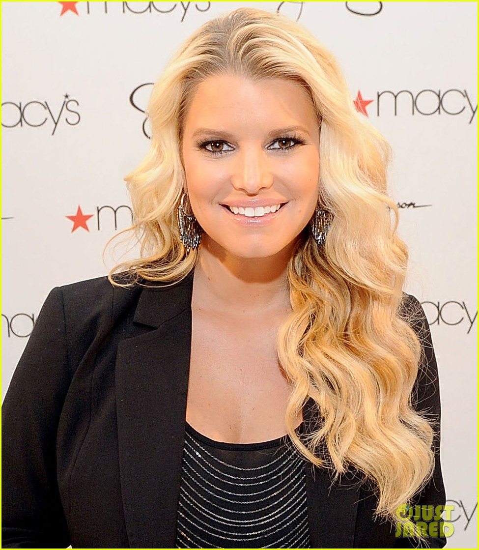 jessica simpson macys ready to wear launch 05