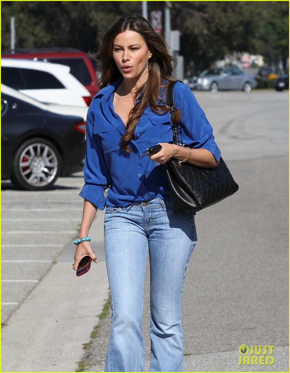 sofia vergara parking ticket blues 03