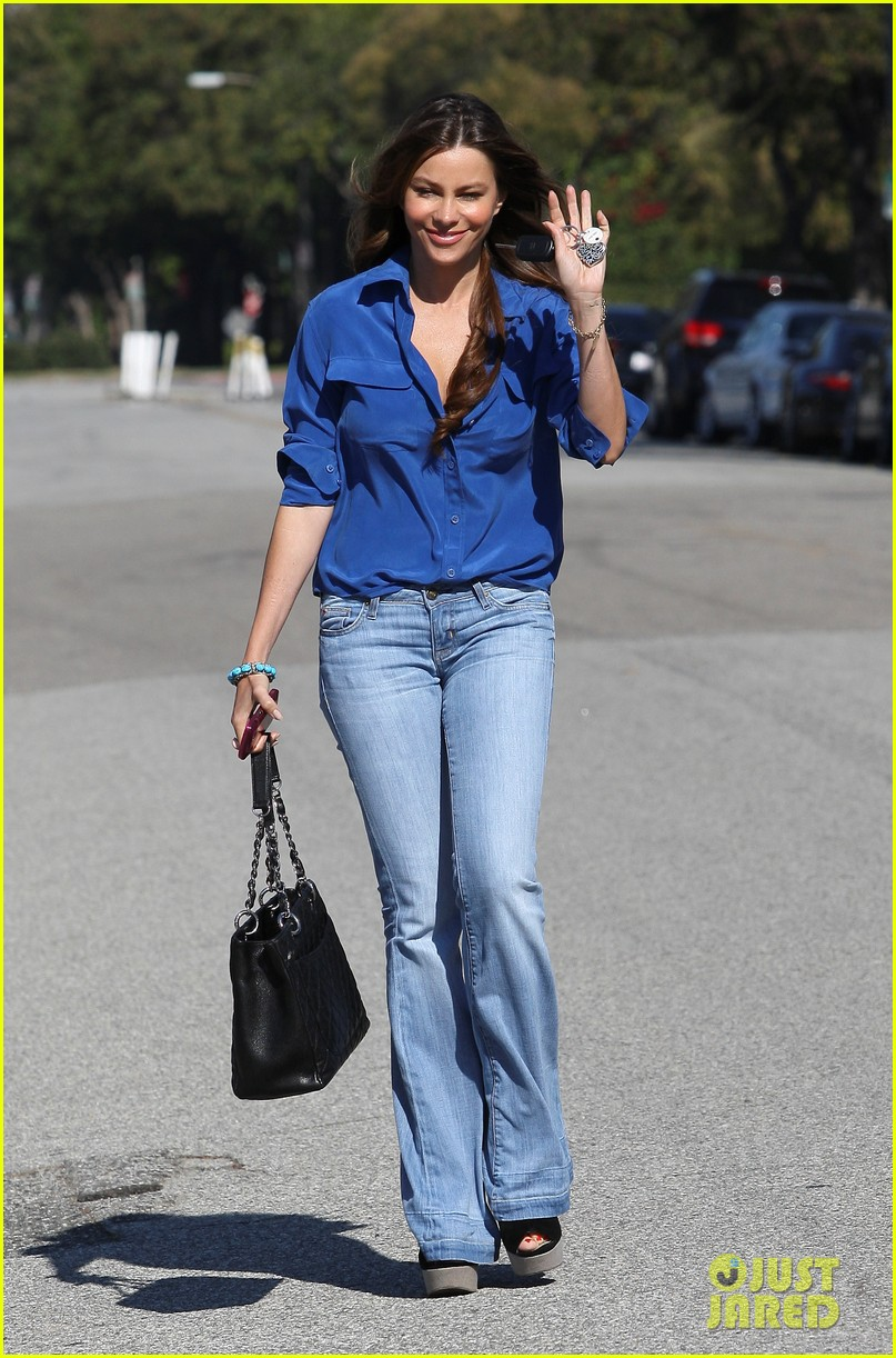 sofia vergara parking ticket blues 13