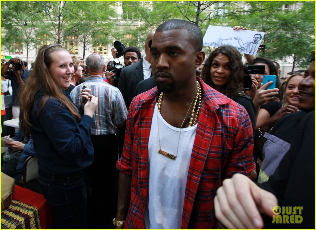 kanye west occupy wallst 022588662