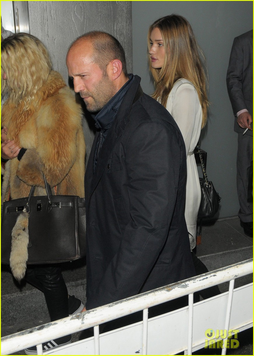 rosie huntington whiteley jason statham nobu lovers 05