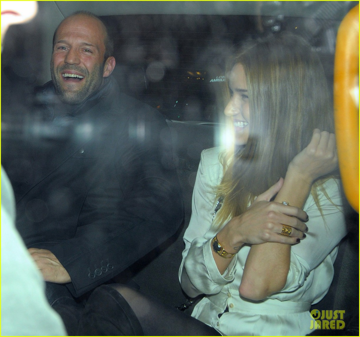rosie huntington whiteley jason statham nobu lovers 062589392