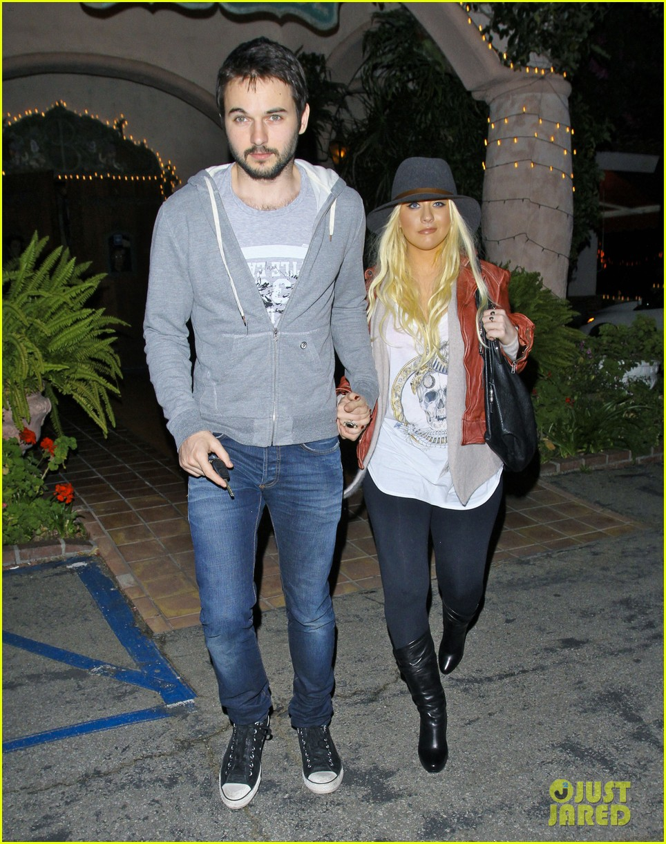 christina aguilera shopping matthew rutler 13