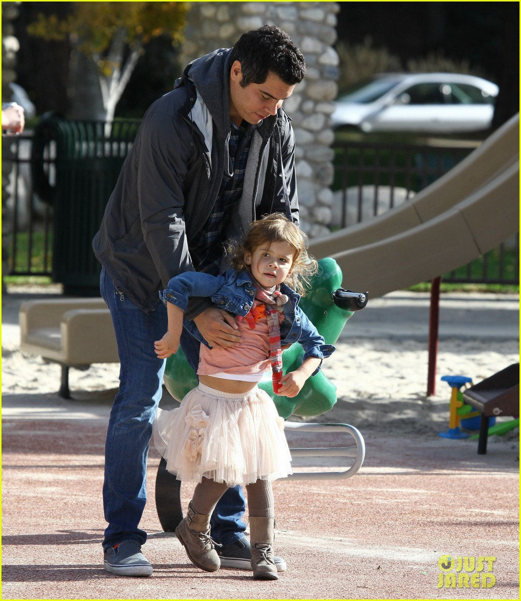 jessica alba park day family 16