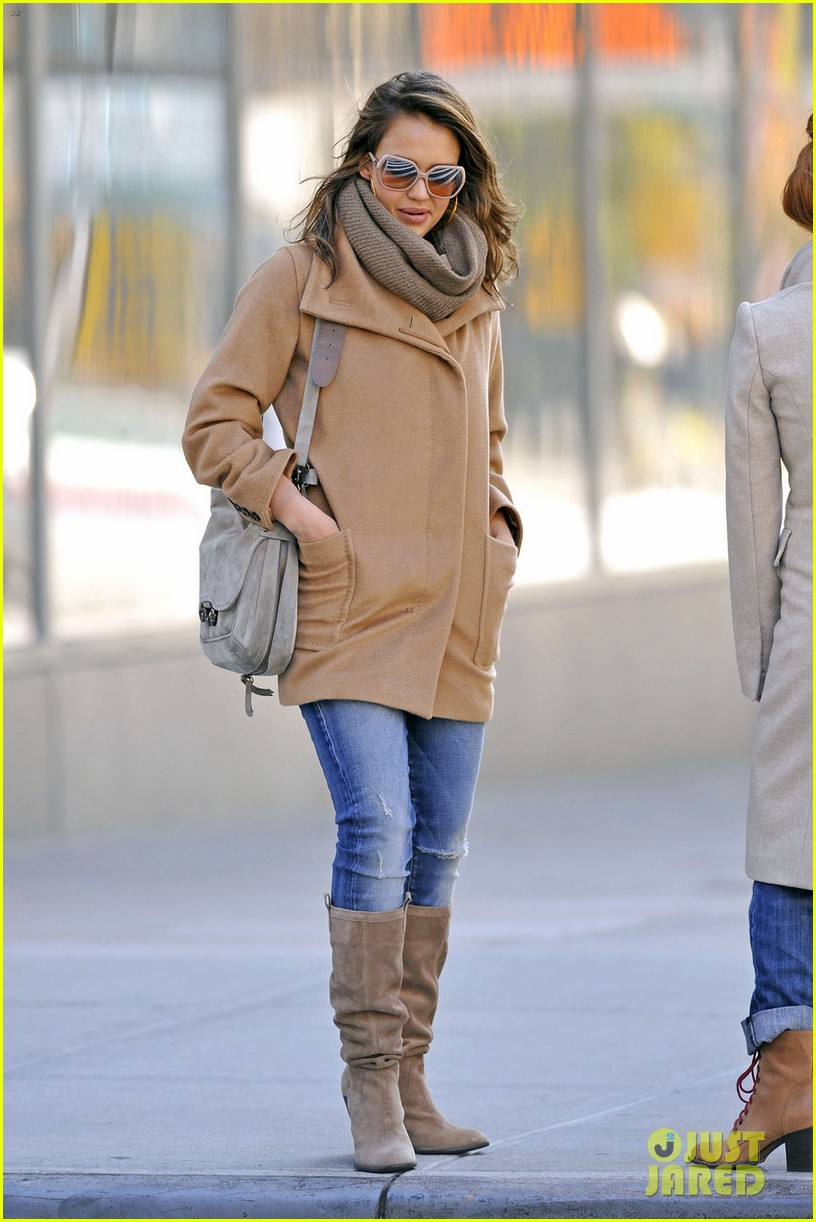 jessica alba from la to new york 18