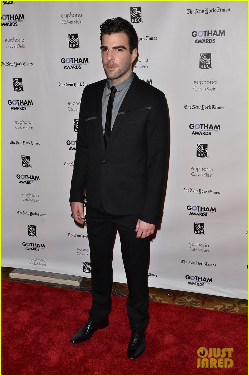 penn badgley zachary quinto gotham film awards 01