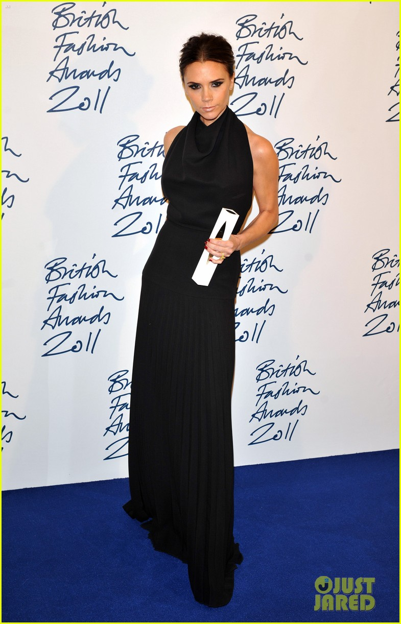 victoria beckham british fashion awards 01