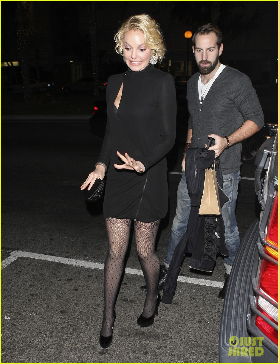 katherine heigl birthday dinner 07