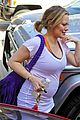 hilary duff pilates halloween 12