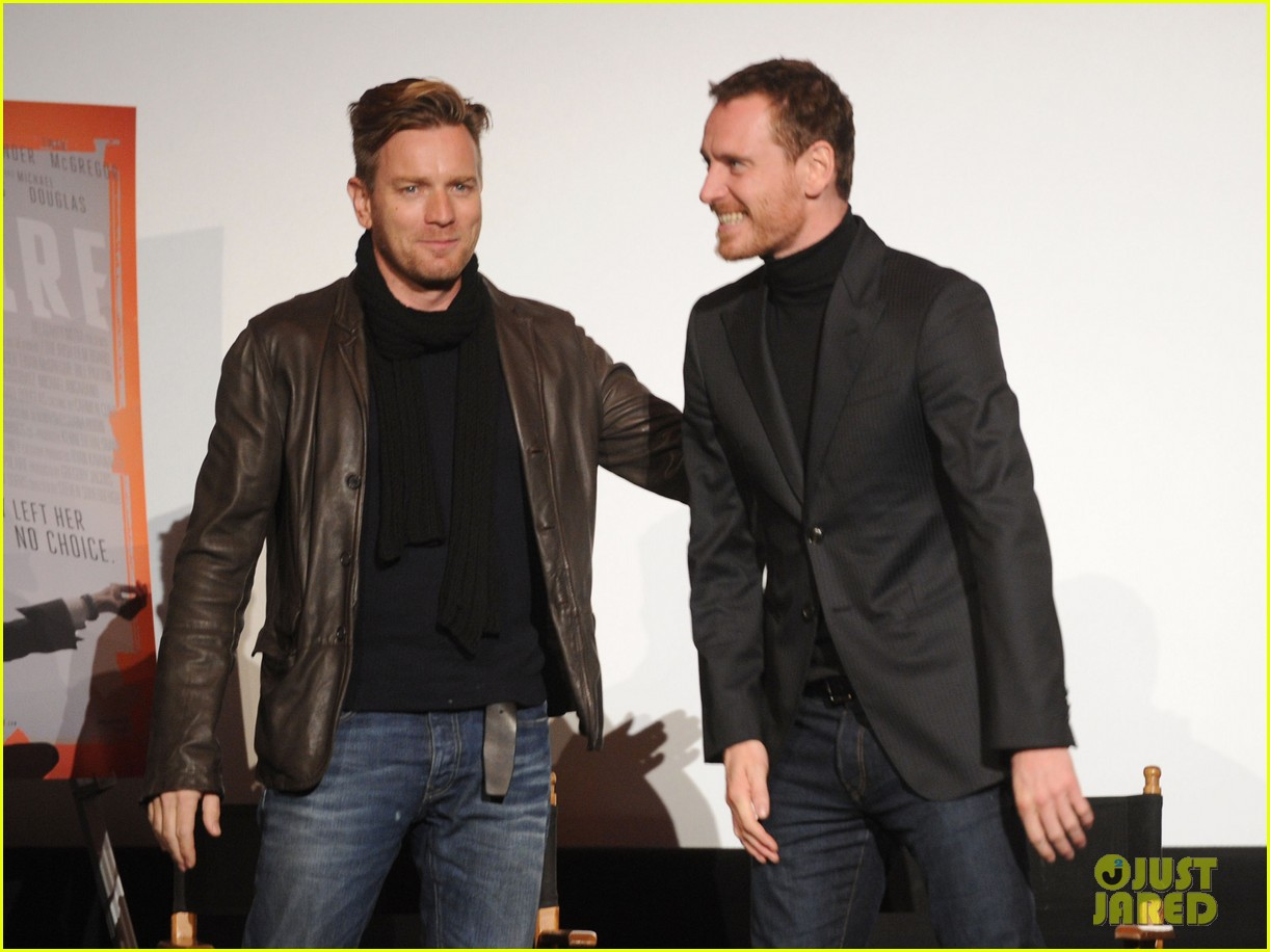 michael fassbender ewan mcgregor haywire screening 02