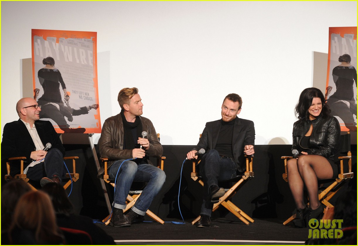 michael fassbender ewan mcgregor haywire screening 09