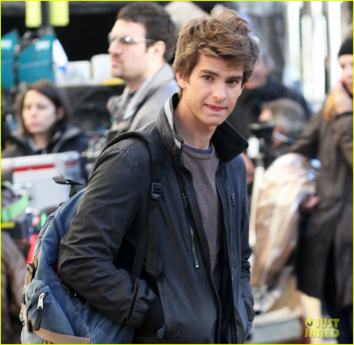 andrew garfield spiderman set 02