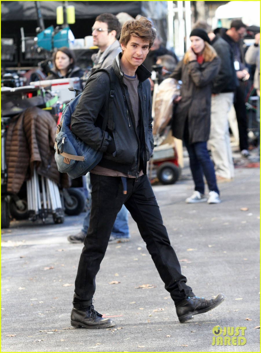 andrew garfield spiderman set 05