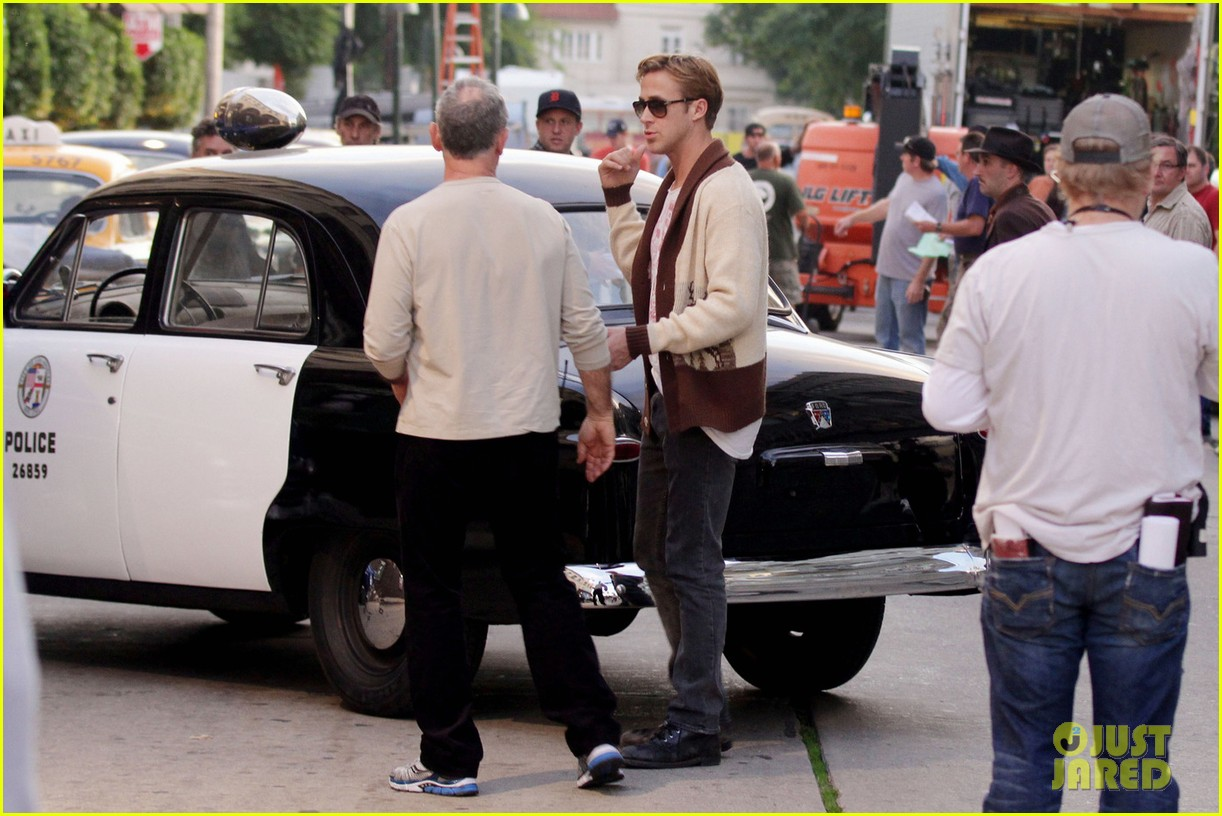 ryan gosling gangster squad rehearsal 04
