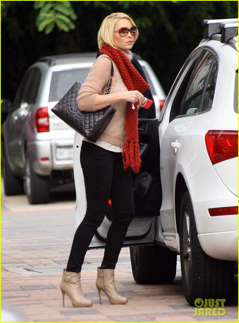 katherine heigl errands studio city 07