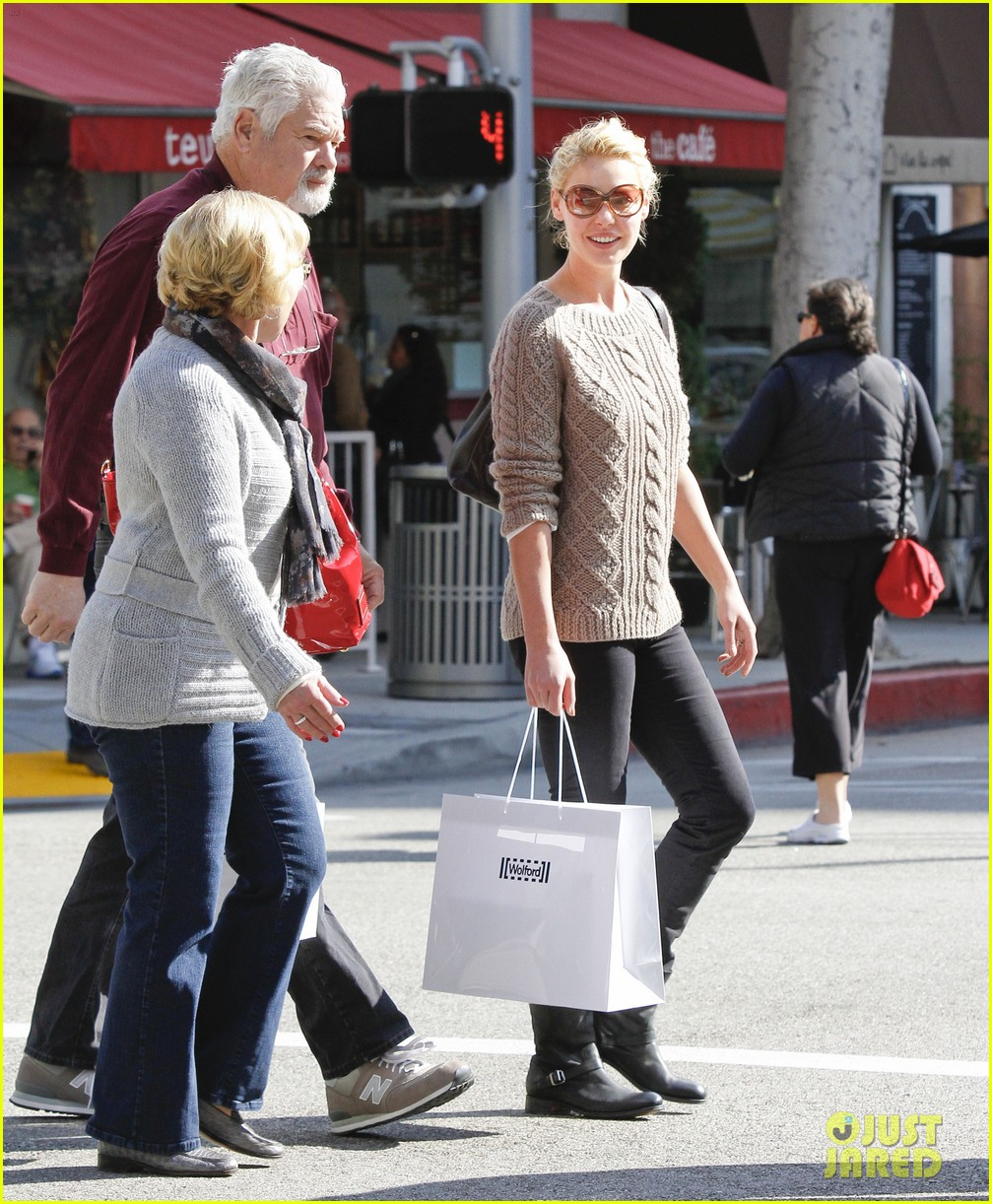 katherine heigl shopping mom dad 26
