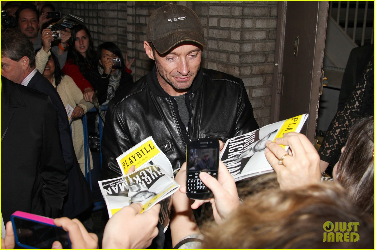 hugh jackman back on broadway opening night 08
