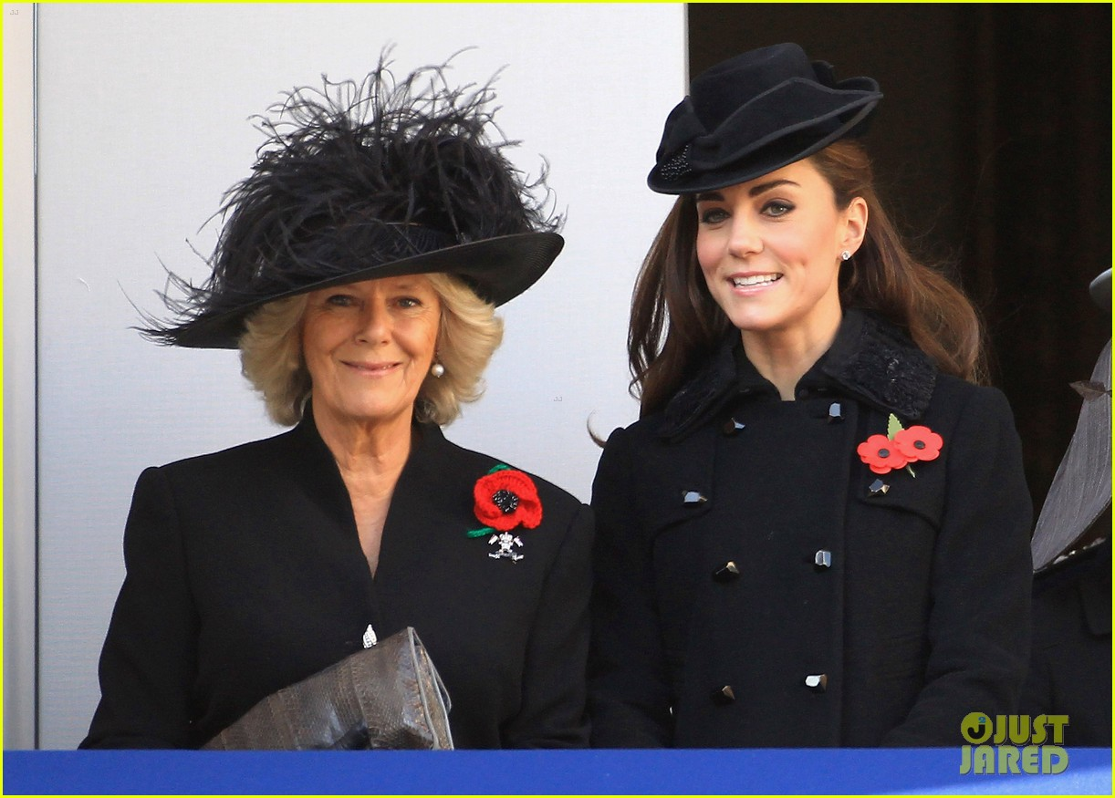 prince william duchess kate remembrance day 02