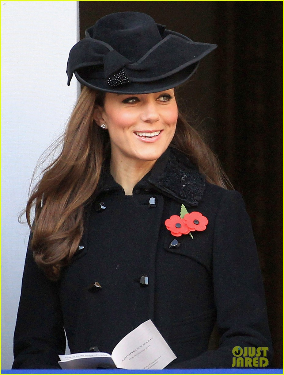 prince william duchess kate remembrance day 12