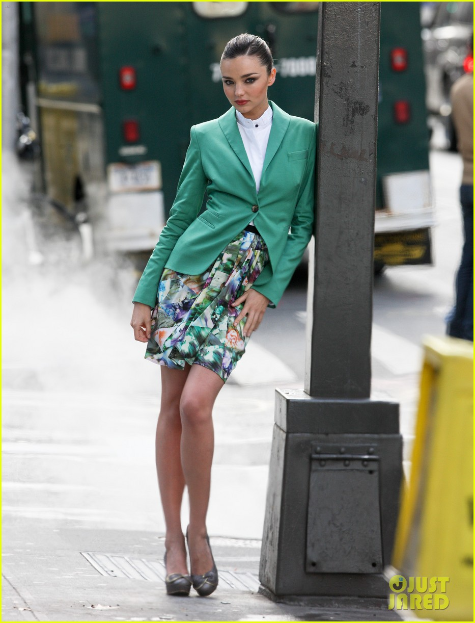 miranda kerr photo shoot nyc 01
