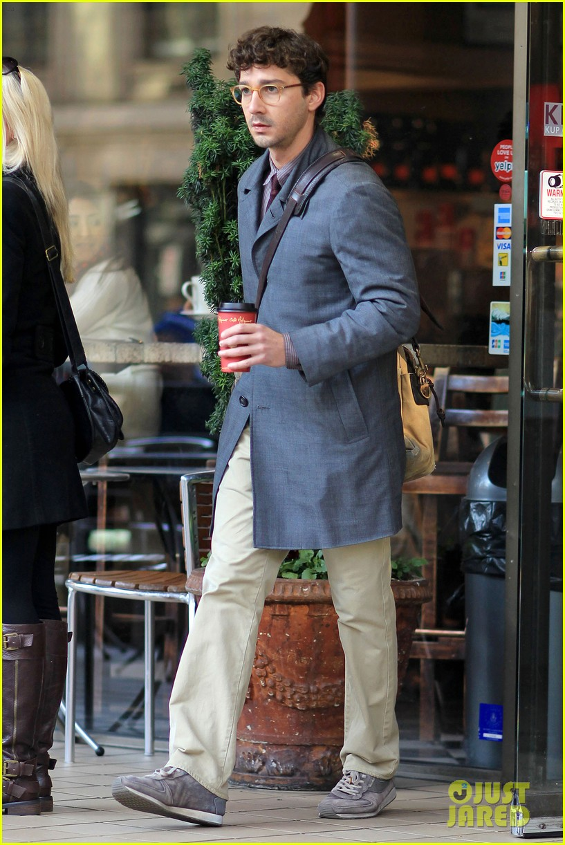 shia labeouf coffee company keep 01