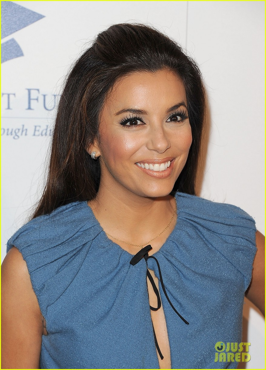 eva longoria fulfillment fund stars gala 07