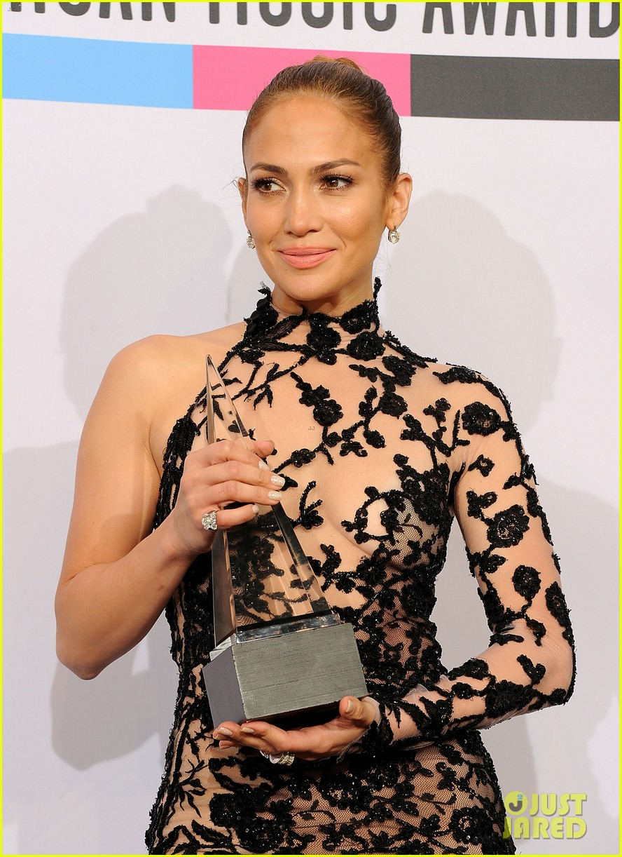 jennifer lopez amas winner 2011 11