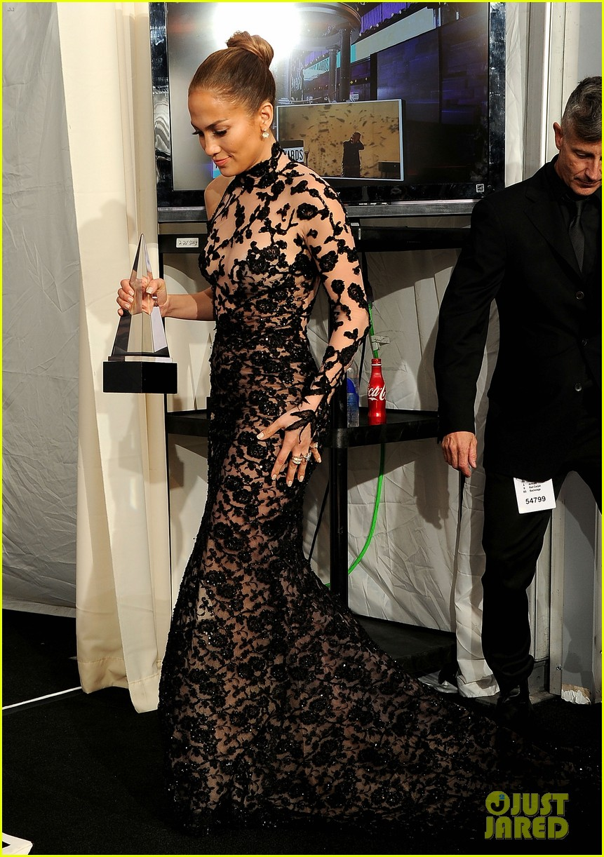 jennifer lopez amas winner 2011 16