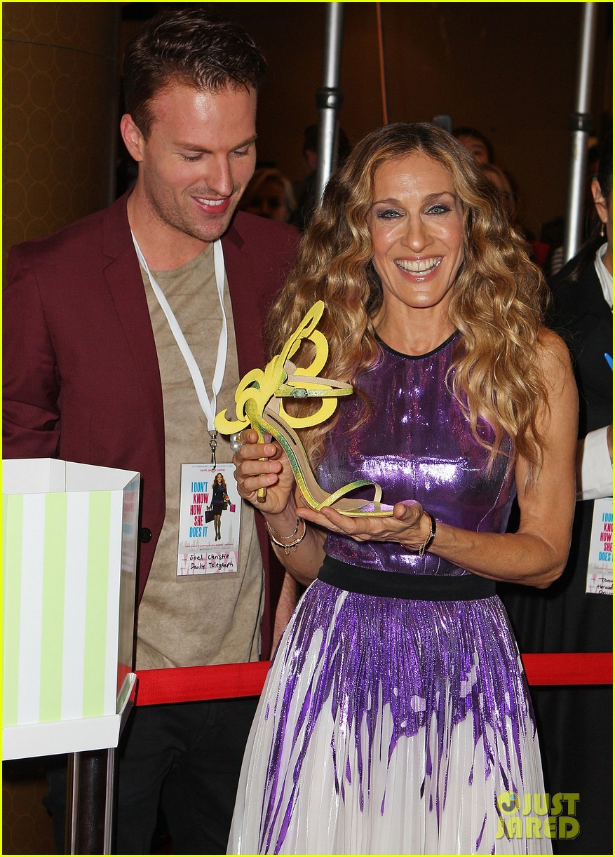 sarah jessica parker i dont know how she does it in melbourne 042596008
