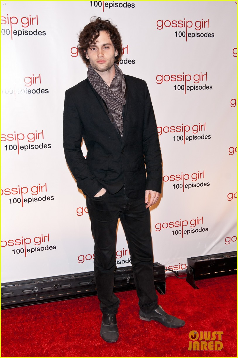 penn badgley gossip girl 100 episodes 14