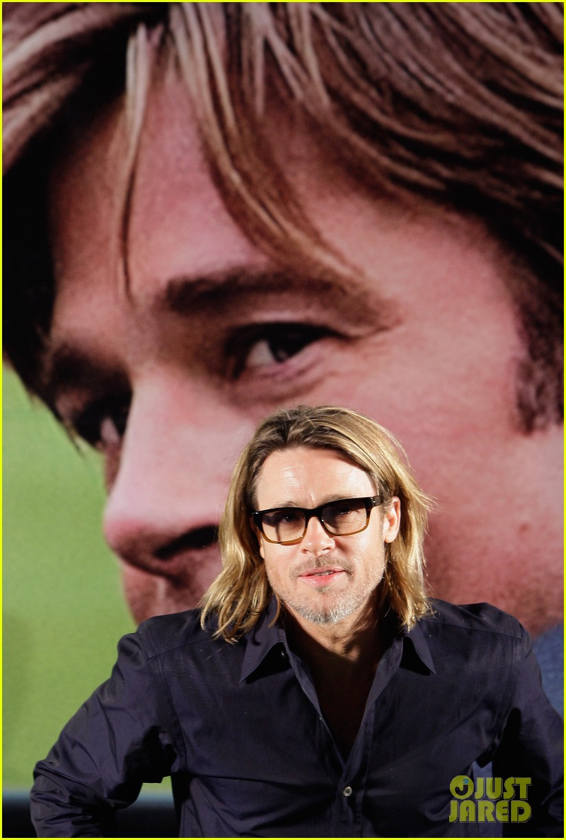 brad pitt moneyball press korea 03