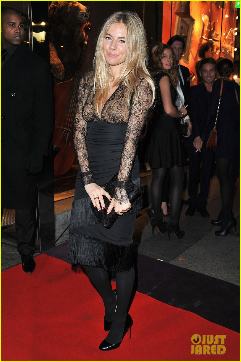 sienna miller 135 years of french legerete 01