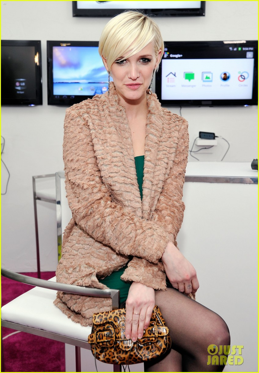 ashlee simpson google music launch 12