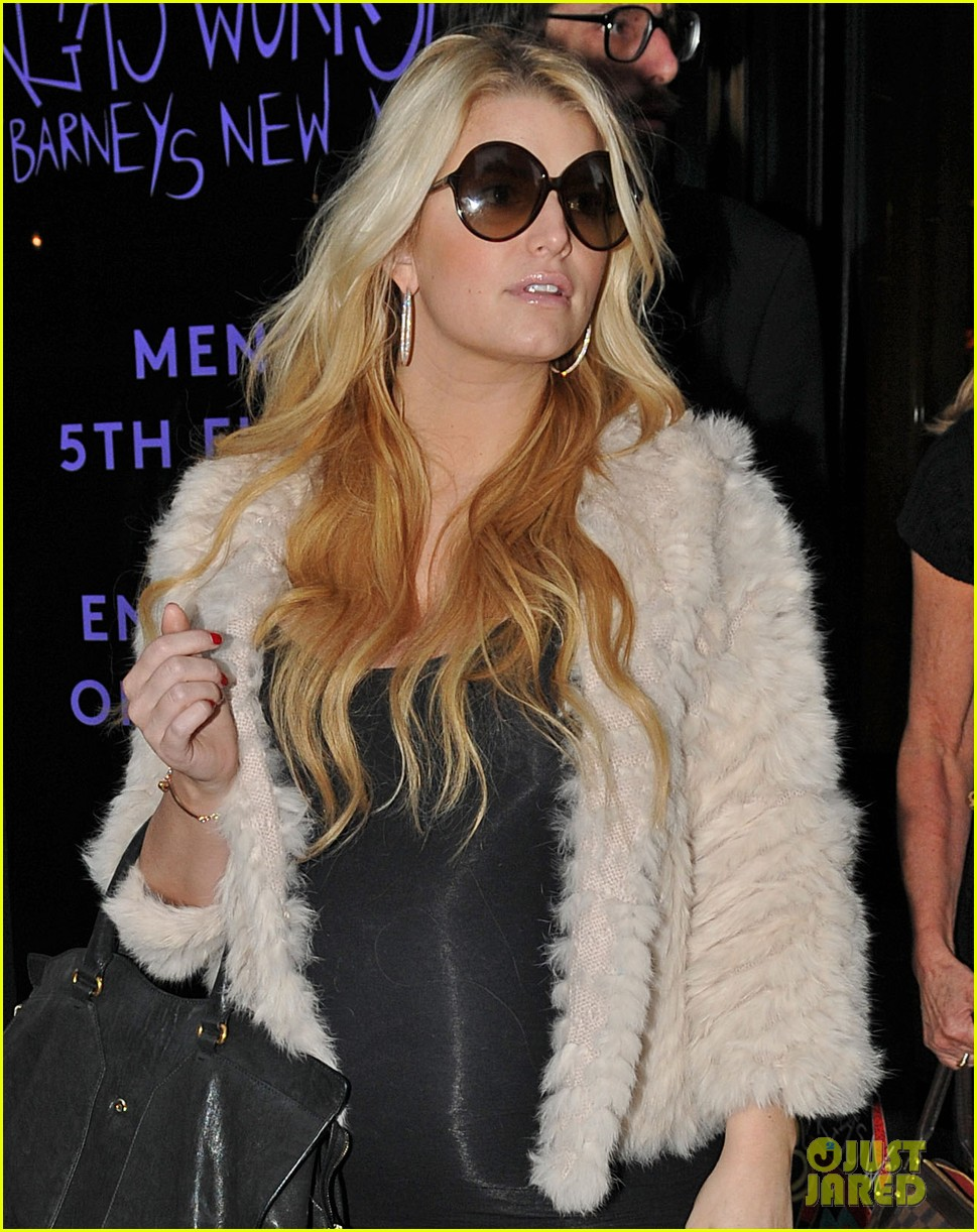 jessica simpson eric johnson shop nyc 01