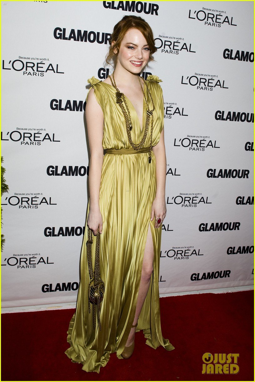 emma stone glamous awards 08