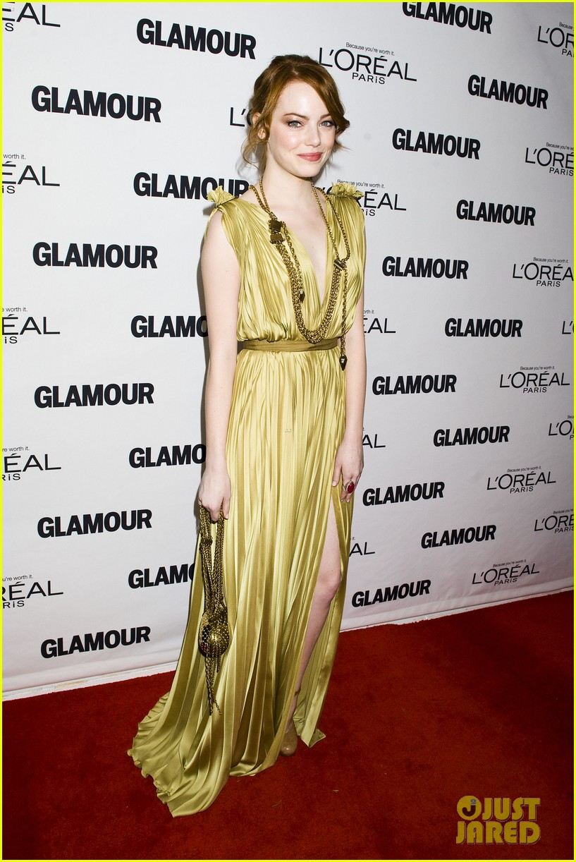 emma stone glamous awards 17