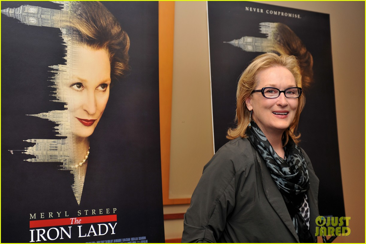 meryl streep iron lady dc 05
