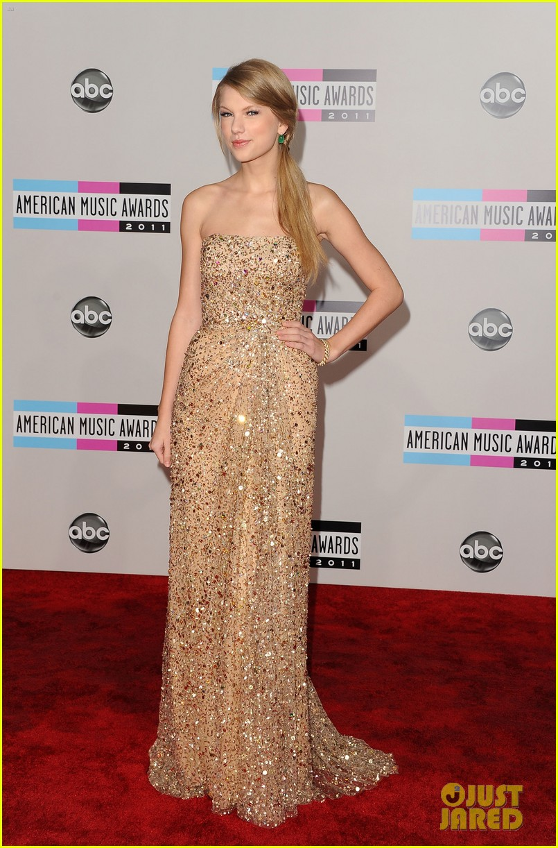 taylor swift amas 2011 01