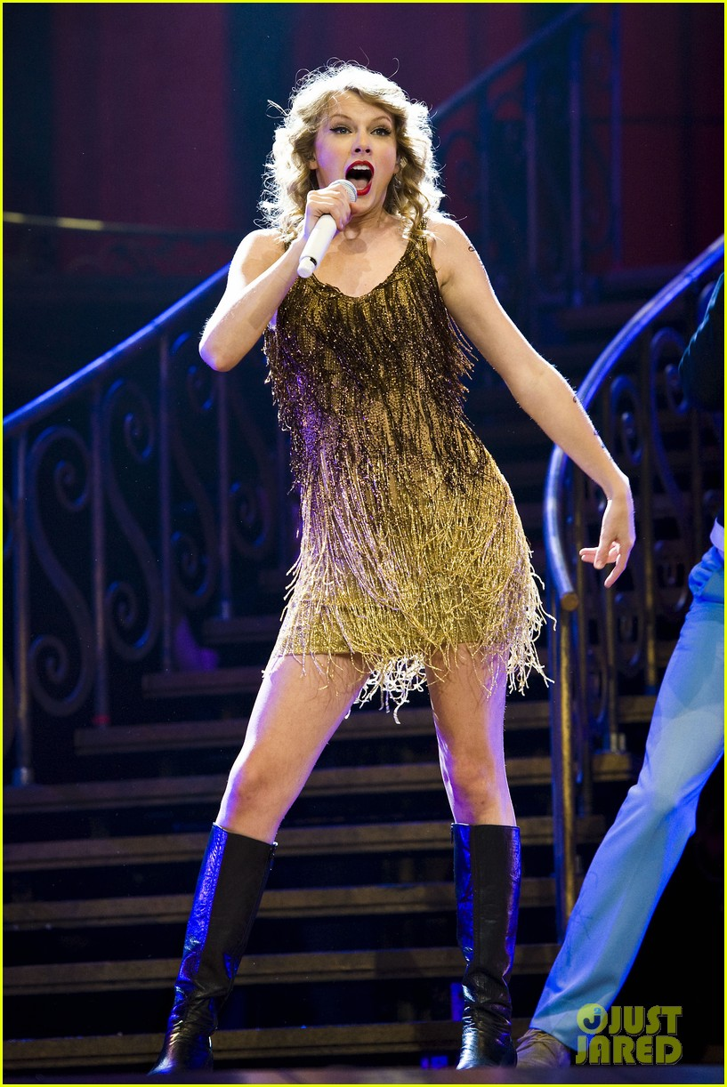 taylor swift concert madison square garden 21